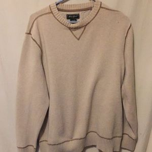 100% Cotten men's sweater